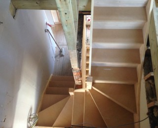 Staircases & Handrails