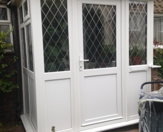 UPVC Windows, Doors & Conservatories