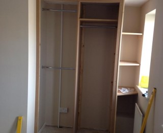 Wardrobes & Boxings